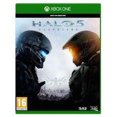 Halo 5 - Guardians.  Des attaques surprises lancées contre les colonies menacent la paix... mais le plus grand héros qu'ait connu l'humanité manque à l'appel. Il incombe à un nouveau Spartan de retrouver le Major et de résoudre un mystère qui met en péril l'avenir de toute la galaxie.