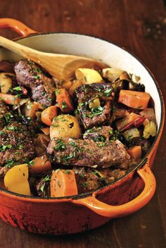 Perfect Venison | Outdoor Life / Although I haven't made this, I checked the recipe and the list of ingredients sound delicious. Here are a few... turnips, parsnips, carrots, mushrooms Sriracha chili sauce, sweet onion...sounds yummy!
