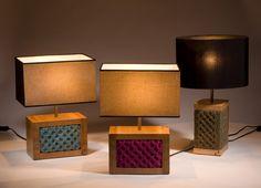 Aran Beag Lamp becomes Big for Cillian Johnston Furniture - Showcase - Ireland's Creative Expo® Dublin Ireland, Home And Living, Arts And Crafts, Table Lamp, Lights, Big, Creative, January, Furniture