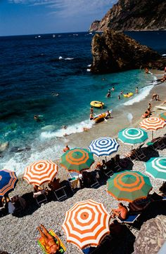Top 10: Favorite Beaches Around the World  - fun list on the Tory Burch blog