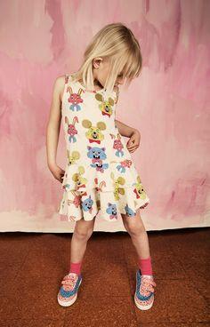 03fadfa4a3 Mini Rodini Tivolitoy Dress