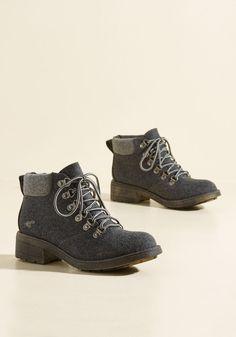 The Walking Tread Boot, #ModCloth