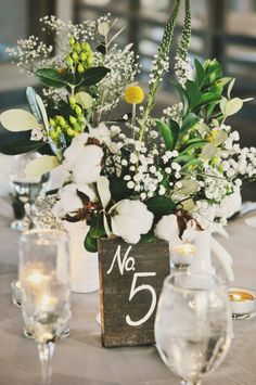 Winter table inspiration: http://www.stylemepretty.com/south-carolina-weddings/2014/10/20/south-carolina-lowcountry-wedding-at-oldfield/ | Photography: Mira Photographs - http://miraphotographs.com/#