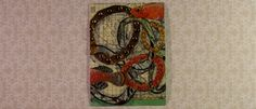 "Mixed Media 2.5"" x 3.5"" ATC  Kat Zander"