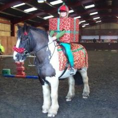 Christms in Brighton - chestnuts-riding-school-sussex-brighton- http://www.sussexforkids.co.uk/