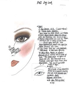 (Def trying this for event tomorrow!) My favorite daytime beauty look, featuring Laura Mercier products!
