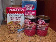 Zatarain's Chicken Tortilla Soup Recipe