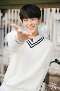 Astro  Wanna be your star Cha Eunwoo
