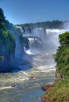Argentina - Iguazu Falls | Flickr: Intercambio de fotos