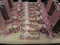 Babyspeciaalzaak Giardelli - creaties doopsuiker in 2012