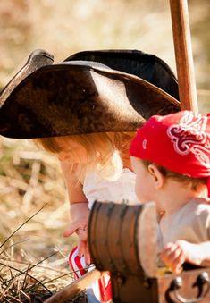 Disfraz de pirata: precioso y casero, para niño y niña! #disfrazdepirata #carnaval2015 http://bit.ly/1An2n4r