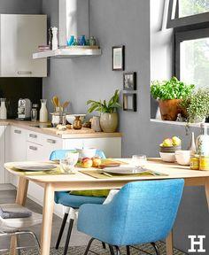 Die 70 besten Bilder von Küche einrichten in 2019 | Küche einrichten ...