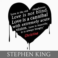 Happy Valentines Day, King style.