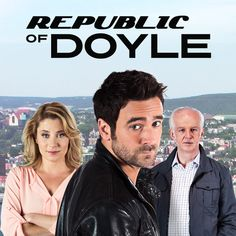 Republic of Doyle - Watch the entire series online!