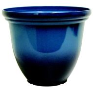 Find Heritage Garden Planter in Blue - at Homebase. Visit your local store for the widest range of garden & outdoor products. Garden Troughs, Garden Planters, Planter Pots, Pottery Handbuilding, Small Outdoor Spaces, Glazes For Pottery, Glazed Pottery, Hand Built Pottery, Potted Plants