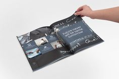 System Indesign Brochure Template on Behance