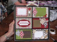Fun Print trays perfect handmade Christmas gifts
