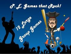 PE Games that Rock!
