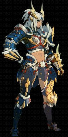 sexy monster hunter - Google Search