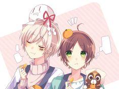Mafumafu & Uratanuki