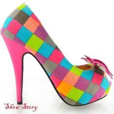 pinterest.com/fra411 #shoes - Colors - #shoes