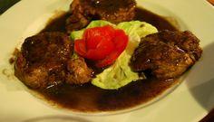 Pork tenderloin with balsamic sauce | A Cook Not Mad