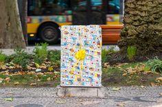 SURPRESA, Arte Urbano, Rato, Lisboa, Portugal, Photo: r2hox