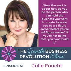 If you're wondering how to align your business and your energy with Source or the Universe, you won't want to miss this #GentleBusinessRevolution episode with #JulieFoucht. Hold On, Coaching, Connection, Universe, Marketing, Business, Training, Outer Space
