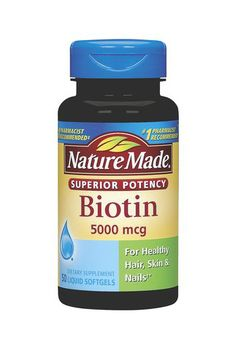 Looking for the benefits of biotin supplement to make a healthier body? This article highlights the benefits of buying the best biotin supplement brand for hair growth and mentioning top rated brand available in the market regarding its quality and price. Make Hair Grow Faster, How To Make Hair, Natural Hair Care, Natural Hair Styles, Fast Hairstyles, My Hairstyle, Perfume, Ingrown Hair, Belleza Natural