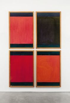 Günther Förg, 'Teilung,' 1988, Andrea Rosen Gallery