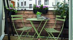 Privacy screen for your balcony with wood print. Buy them on: http://www.balkonafscheiding.nl/product/balkonafscheiding-ruwe-houten-planken/