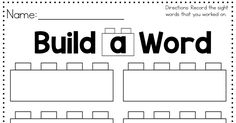 Build a Sight Word Recording Sheet.pdf