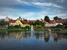 Medieval Cities (Sweden). 'It's hard to overstate the beauty of the Hanseatic port town of Visby, in itself justification for making the quick ferry trip to Gotland. The city walls, with 40-plus towers and the spectacular church ruins within, are a travel photographer's dream, and make an ideal scenic stroll. The city is also a food-lover's heaven, packed with top-notch restaurants accustomed to impressing discriminating diners.' http://www.lonelyplanet.com/sweden
