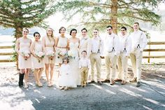 Glam Romance Colorado Wedding