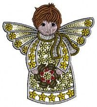 Embroidery Angel free cartoon brother embroidery designs download