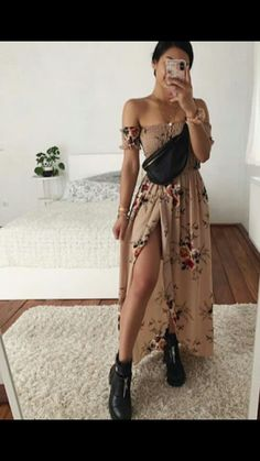 moda coreana Musa do estilo: Thanya W. - Out - moda Funky Outfits, Teen Fashion Outfits, Cute Casual Outfits, Mode Outfits, Stylish Outfits, Dress Outfits, Dresses, Fashion Clothes, Fashion Ideas