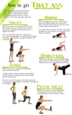 At-Home 20 Minute Perfect Butt Workout. Give it a try! www.flaviliciousf... #glutes #muscle #workouts