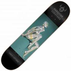 """Darkstar Lutzka Sorayama Skateboard Deck 8.125"""""""