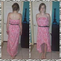 Women's dress size M  -nTICing dEsigns
