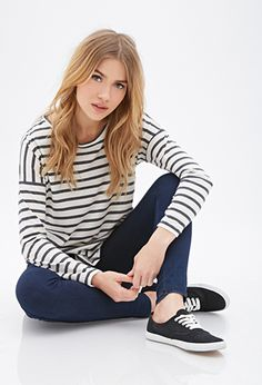 Striped Dolman Top | FOREVER21