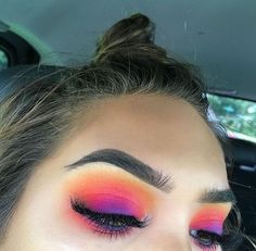 I wouldn't recreate this just bc I'm not the type to go bold BUT CAN WE JUST TALK ABOUT THAT BLEND!!!!