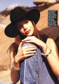 Liv Tyler in 1993.