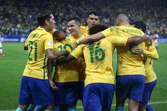 Brasil Lolos ke Fase Delapan Besar Piala Dunia 2018