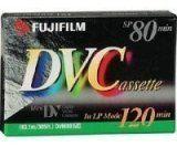 Fujifilm miniDV Videocassette - 80 Minutes, Single - Model DVM-80 FUJI Mini-DV / DV . $8.95