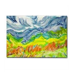 From Original ATC Landscape Painting Magnet > Refriderator Magnets > The Perfect Gift
