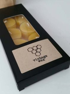 Check out this item in my Etsy shop https://www.etsy.com/au/listing/483470310/australian-beeswax-tea-lights-box-of-10