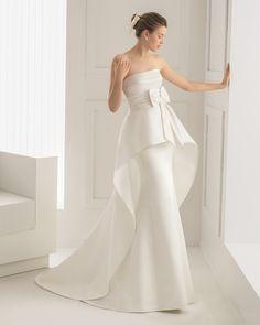 Sidney vestido de novia Rosa Clara