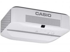 Projetor Casio Ultra Curta Distância XJ-UT310WN - 3100 Lumens Resolução Nativa 1280x800 HDMI