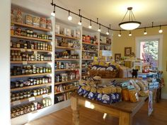 Babcock & Miles is a specialty food shop that sells everything you'll need…