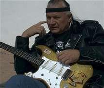 Dick Dale's 1961 Stratocaster guitar